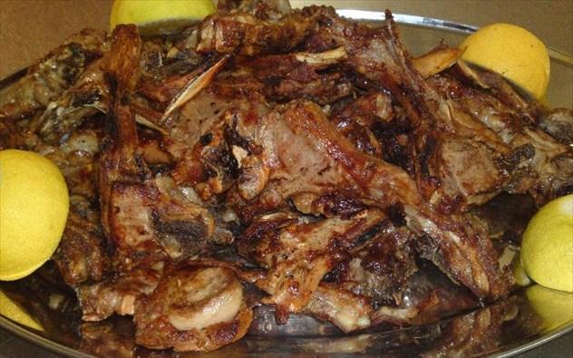 Παραδοσιακά Πιάτα - Παϊδάκια