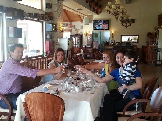 Ταβέρνα Ο Νώντας στην Λιβαδειά Βοιωτίας - Ελληνική Παραδοσιακή Κουζίνα