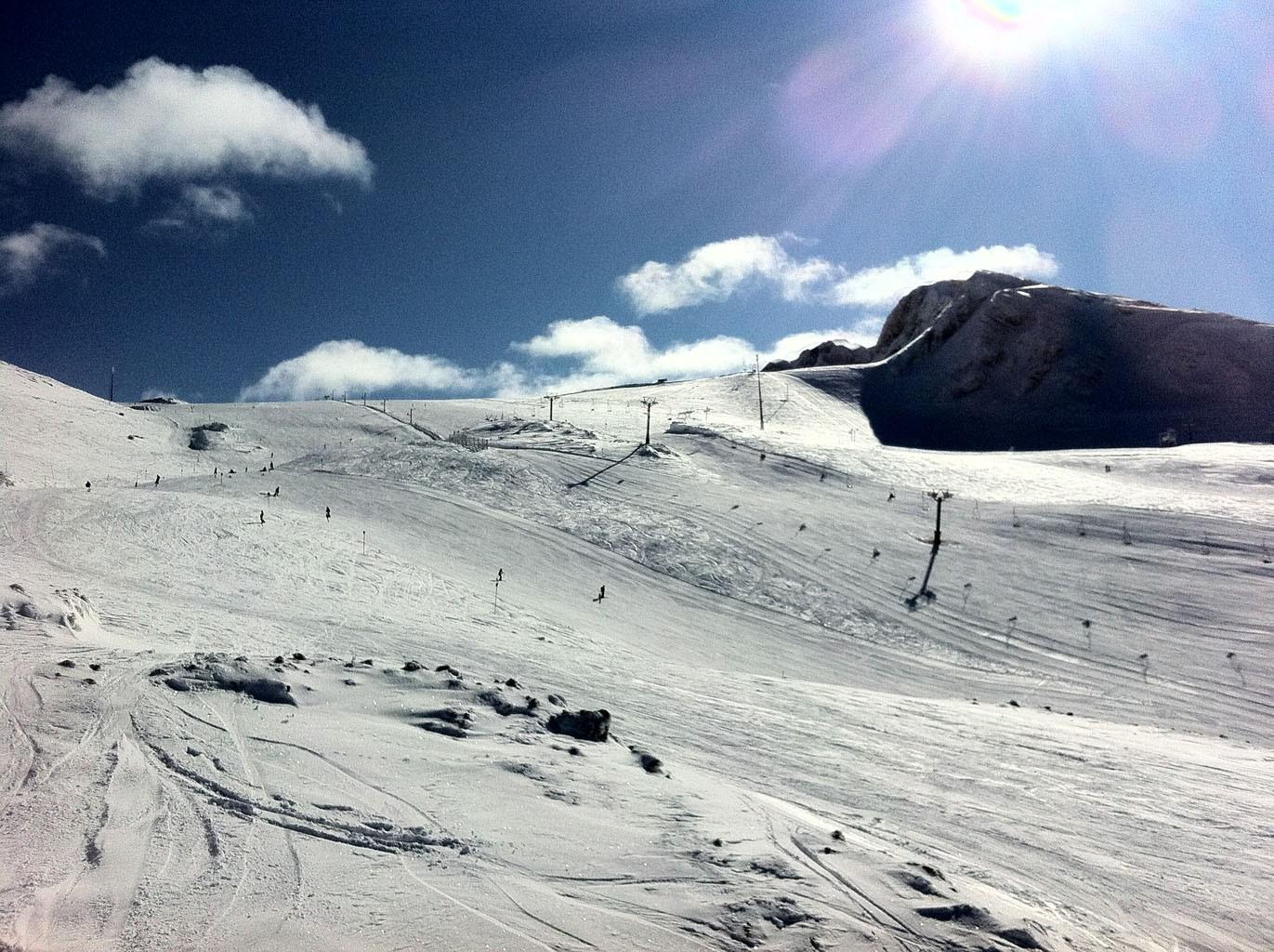 Ταβέρνα Ο Νώντας - Αξιοθέατα - Χιονοδρομικό Κέντρο Παρνασσού